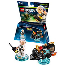 LEGO DIMENSIONS FUN PACK: BACK TO THE FUTURE