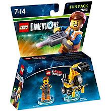 LEGO DIMENSIONS FUN PACK: EMMET (THE LEGO MOVIE)