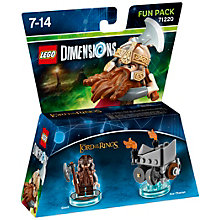 LEGO DIMENSIONS FUN PACK: GIMLI (LOTR)