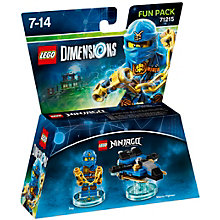 LEGO DIMENSIONS FUN PACK: JAY (NINJAGO)