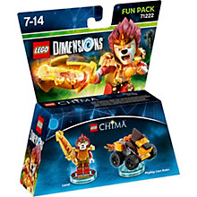 LEGO DIMENSIONS FUN PACK: LAVAL (CHIMA)