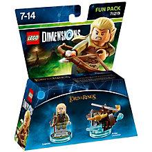 LEGO DIMENSIONS FUN PACK: LEGOLAS (LOTR)