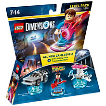 LEGO DIMENSIONS LEVEL PACK: BA