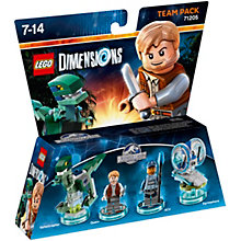 LEGO DIMENSIONS TEAM PACK: JUR
