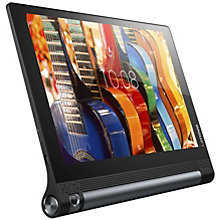 "Lenovo Yoga Tab 3 10"" tablet LTE 16 GB - sort"