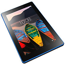 "Lenovo Tab3 A7-10F 7"" tablet - sort/blå"