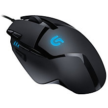 Logitech G402 Hyperion Fury gaming-mus