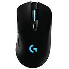 Logitech G403 Prodigy trådløs gamingmus - sort