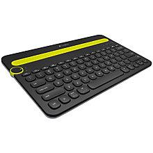 Logitech K480 multi-enheds tastatur