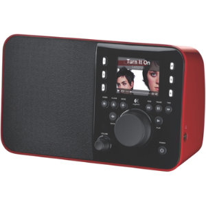 Logitech Squeezebox Radio Summer Edition (pun.)