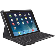 Typepluss keyboard case iPad Air bl