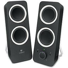 Logitech 2.0 Speakers Z200 Black