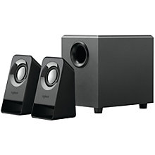 Logitech? Z211 Compact USB Powered Speakers