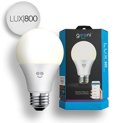 LUX 800 vit lampa