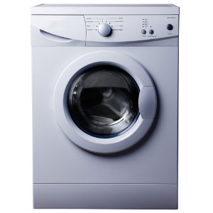 kompakt tvättmaskin