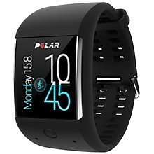 Polar M600 Android Wear Black