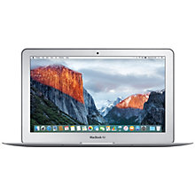 "MacBook Air 11.6"" 1.6GHZ/4GB/128GB"
