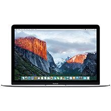 """MacBook 12"""" 1.2GHZ/8GB/512GB (Silver)"""