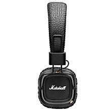 Marshall Major II on-ear trådløse hovedtelefoner - sort