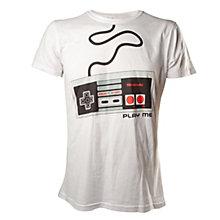 Nintendo - NES Controller. Whi