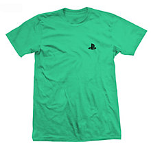 PS Green T-Shirt Small Pocket