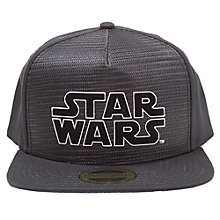 Star Wars - Metal Logo Snapbac