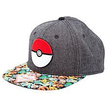 Pokémon - Poke Ball Snapback