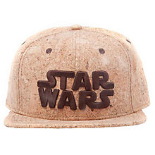 Star Wars - Logo Cork Snapback