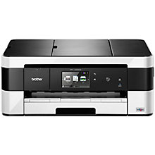 Brother Inkjet AIO with fax, A