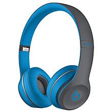 BEATS HEADPHONES SOLO2 WIRELESS OE BLUE ACTIVE