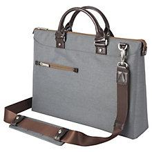 Moshi Urbana bærbar computertaske - grå
