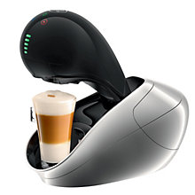 DOLCE GUSTO MOVENZA SILVER