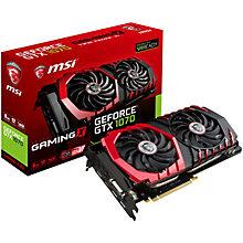 MSI GeForce GTX 1070 Gaming X 8G grafikkort