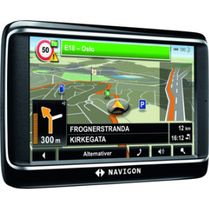 Navigon 40 Premium Exclusive GPS