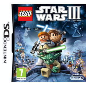 Lego Star Wars III: The Clone Wars (NDS)