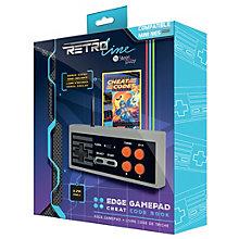 NES CLASSIC Edge Gamepad w/Cheat Code Book