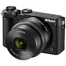 NIKON J5 10-30MM VR BLACK