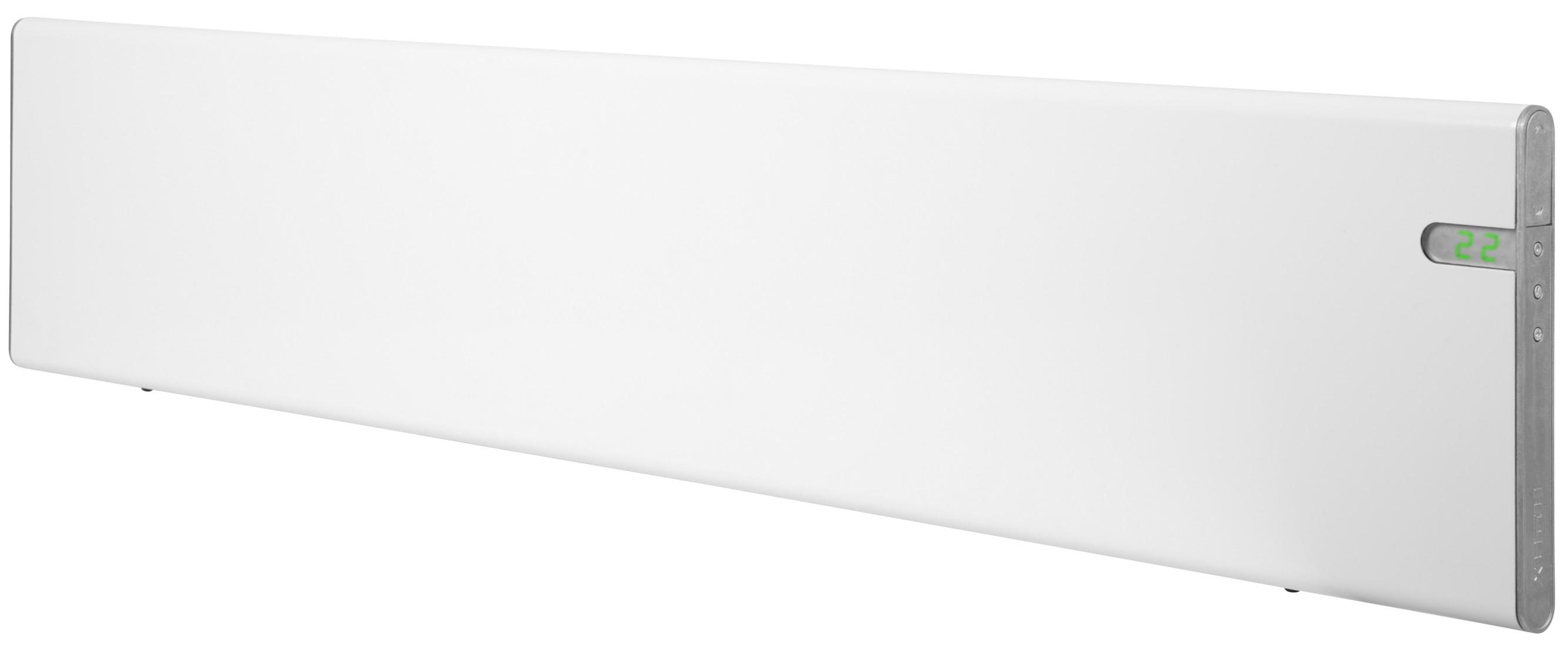 NL212KDTWHITE : Adax Neo 2 panelovn NL 212 KDT (hvit)