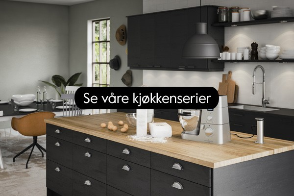 Moderne eller tradisjonelt - finn ditt perfekt Epoq-kjøkken