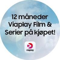 12 mnd Viaplay Film & Serier inkl
