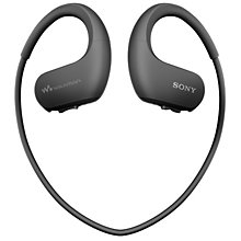 Sony Walkman 4 GB NWWS-413 - sort