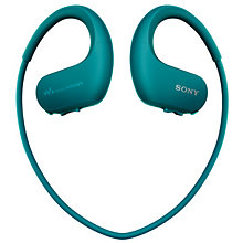 Sony Walkman 4 GB NWWS-413 - blå