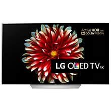 "LG 65"" 4K UHD OLED Smart TV C7 OLED65C7V"