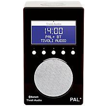 TIVOLI DAB+/FM/BT RADIO BLACK/WHITE