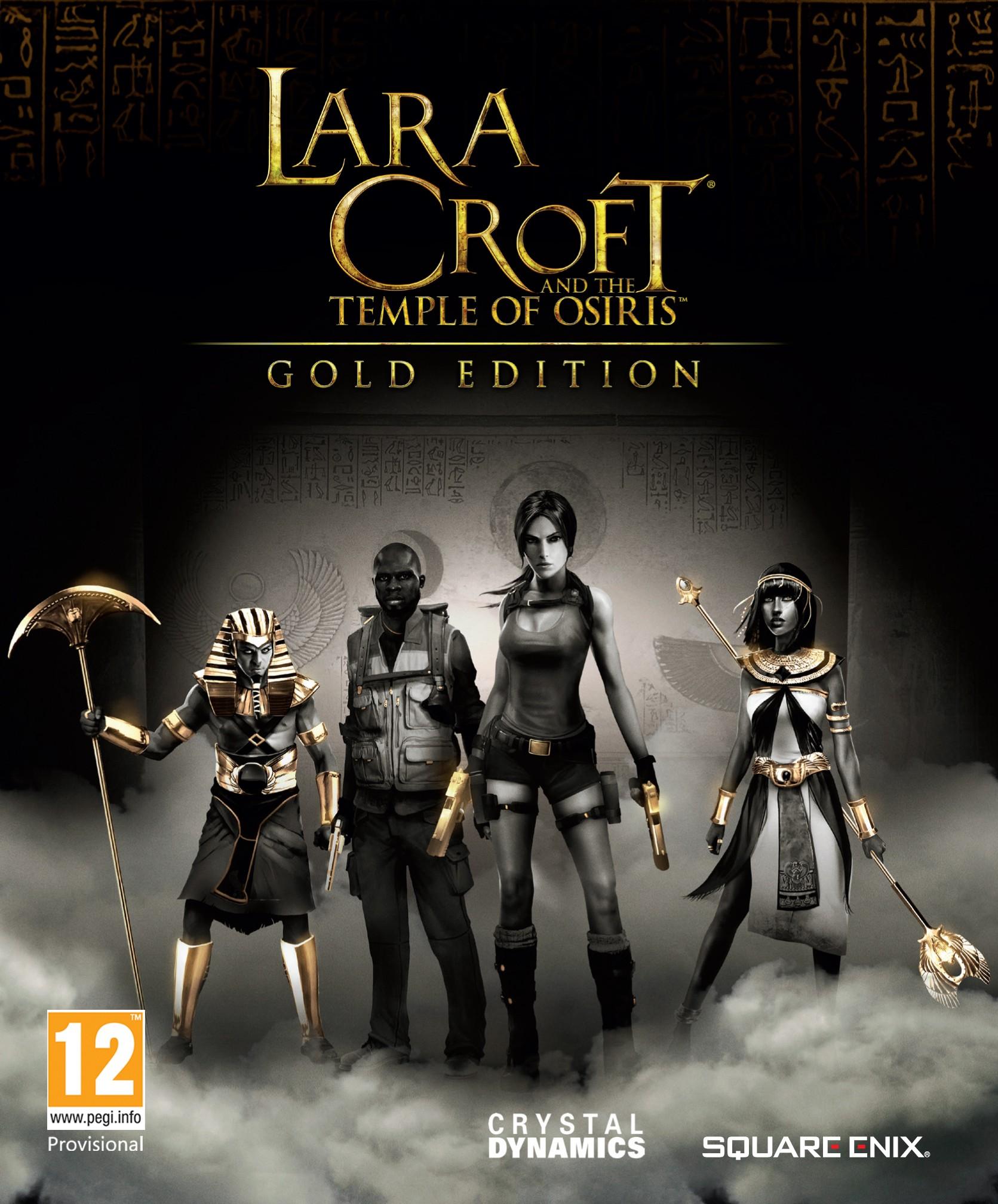 E111053 : Lara Croft and the Temple of Osiris Gold Edition (PC)