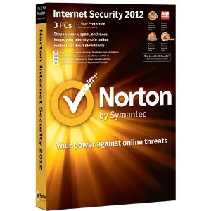 Norton Internet Security 2012 Upgrade