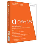 Microsoft Office 365 Home Premium (1 år)