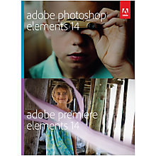 ADOBE PHSP & PREM Elements V14 MLP (EN)