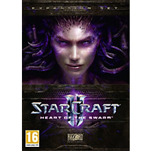 PCCD-STARCRAFT 2: HEART OF THE