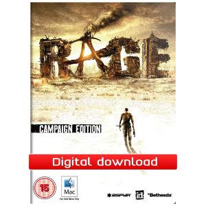 Rage Campaign Edition Mac Download